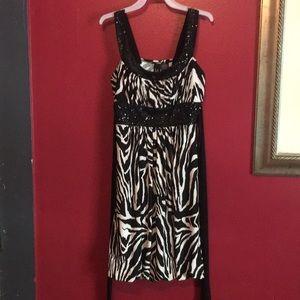 A beautiful sexy dress